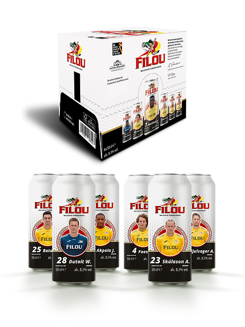 LIMITED EDITION FILOU PACK