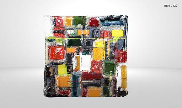 GLASS DESIGN BOWL