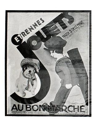 AU BON MARCHE (Wilquin, 1963)