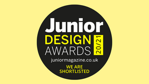 Take Me Outdoors shortlisted for Junior Design Awards 2020