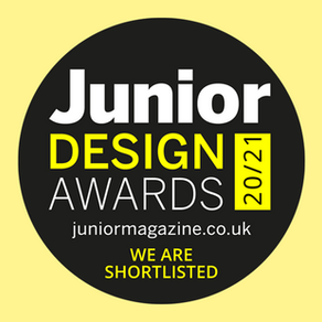 Take Me Outdoors shortlisted for Junior Design Awards 2020