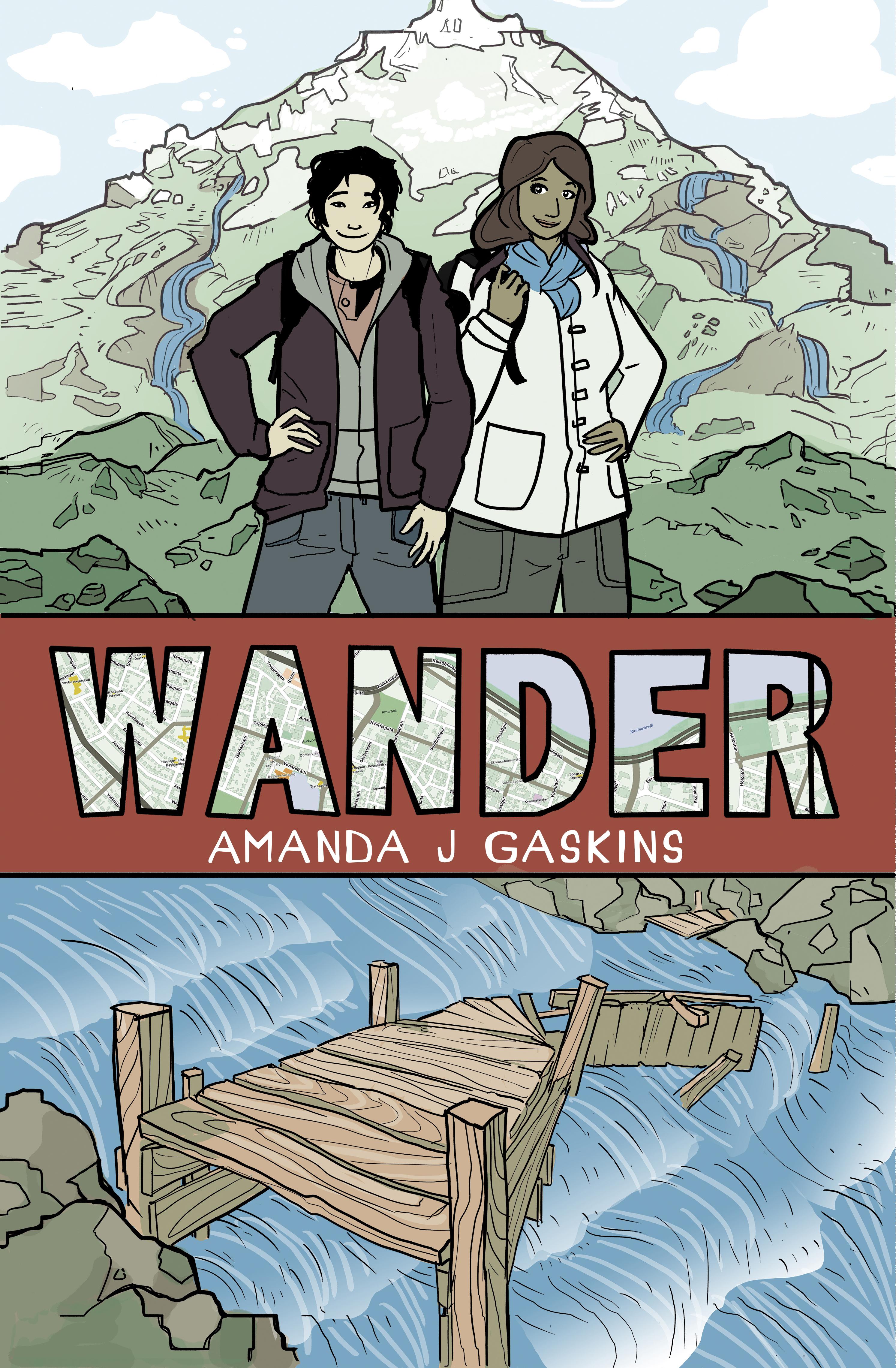 Wander: Iceland