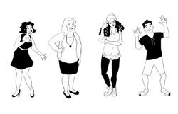 CrazyEx-Girlfriend_Lineup