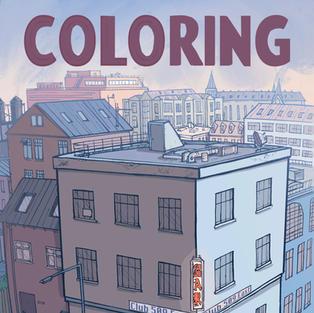 Colorist Portfolio