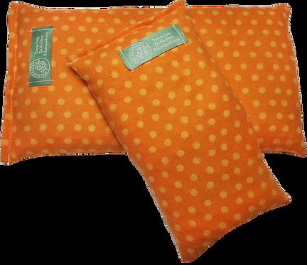 Creamsicle Dots + ReLeafbuddy (Cozy)