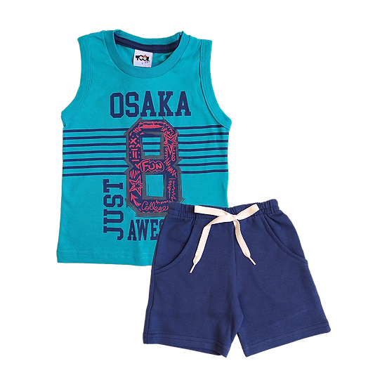 Conjunto Masculino Osaka
