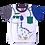 Thumbnail: Conjunto Masculino Dino Fone Azul
