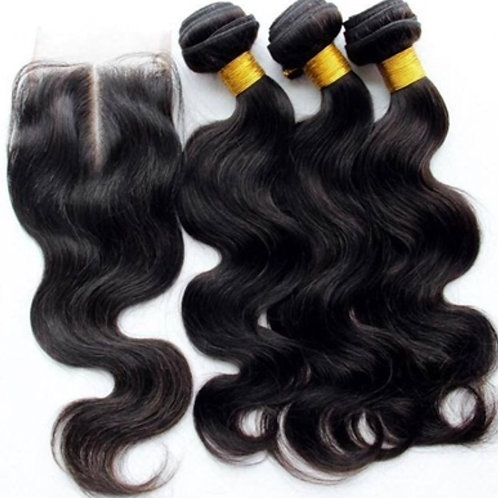 3 bundles & Closure Deal