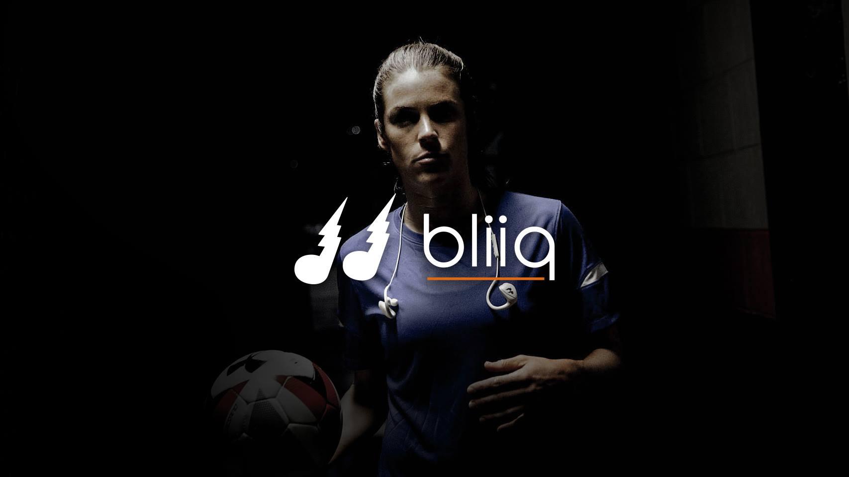 bliiq  | Kelley O'hara | It Doesn't Just Happen