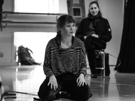 The body keeps the score: Another dancer's thoughts on working with Four Hands