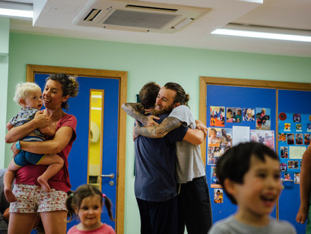 Why Men in Early Years Dance aren't just here for fun!