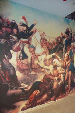 Napolean Marengo Mural