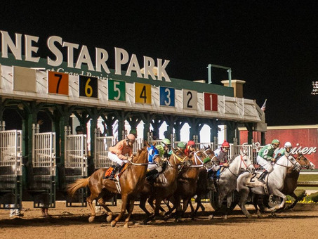 LONE STAR PARK RACING DATES UPDATE