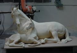 Dsc_4443 KK Mare & Foal Enlargements 1-8-10 E