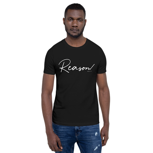 Reason by Christopher Marciano White Lettering