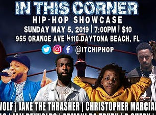 Christopher Marciano In This Corner Show