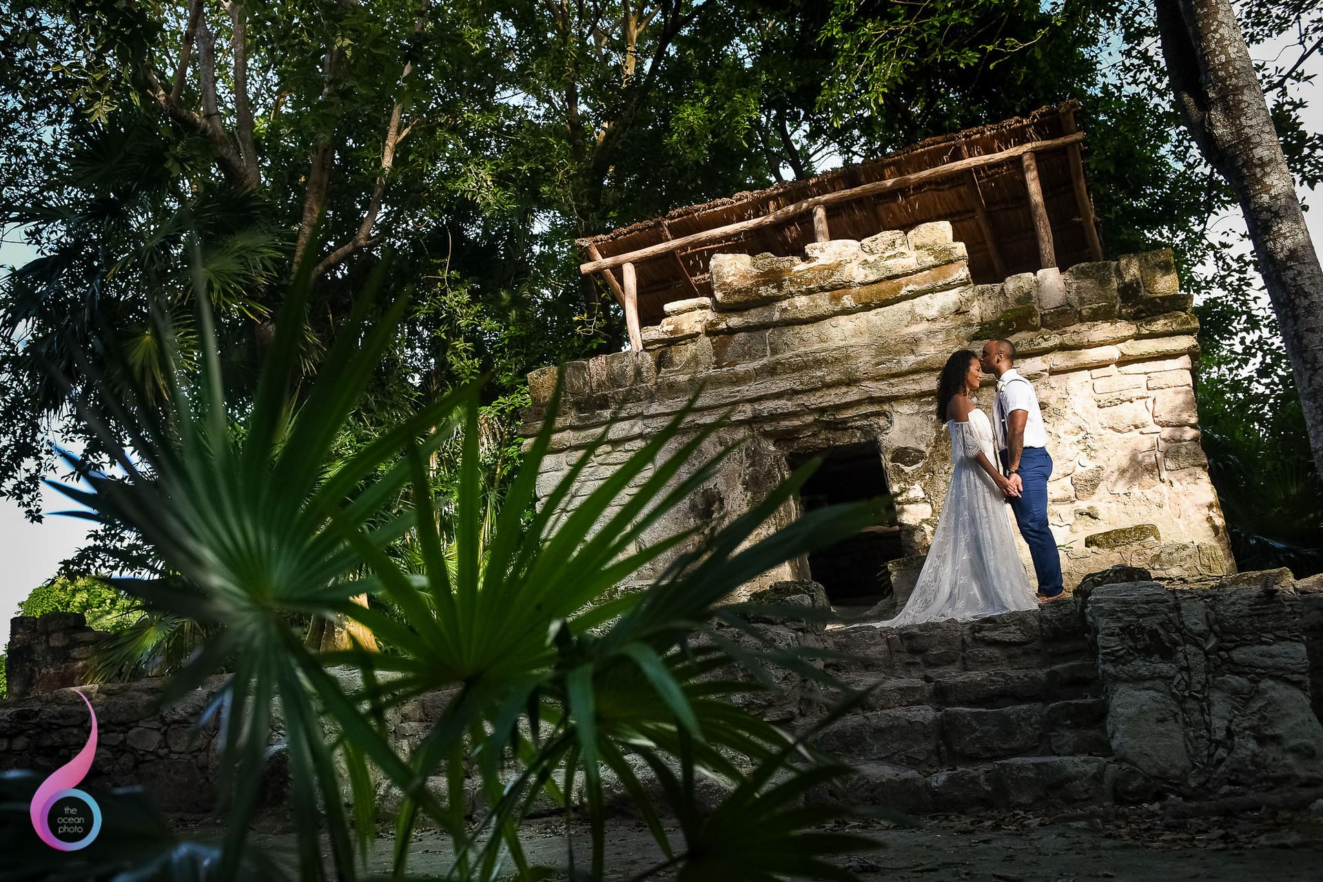 Xcaret Wedding Destination Photographer