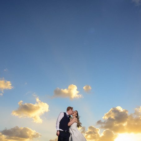 Wedding Day Occidental at Xcaret Destination | Andrew & Erica