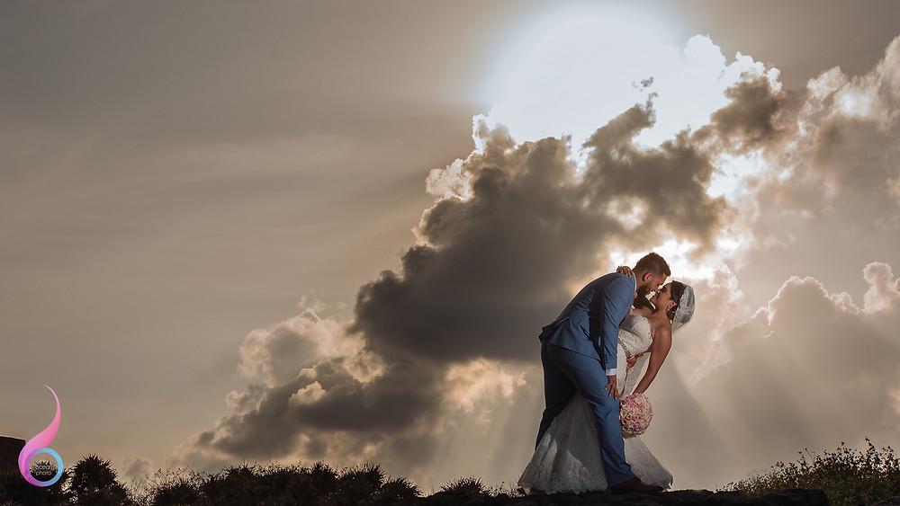Occindental at Xcaret Destination Wedding Photography, Riviera Maya Wedding