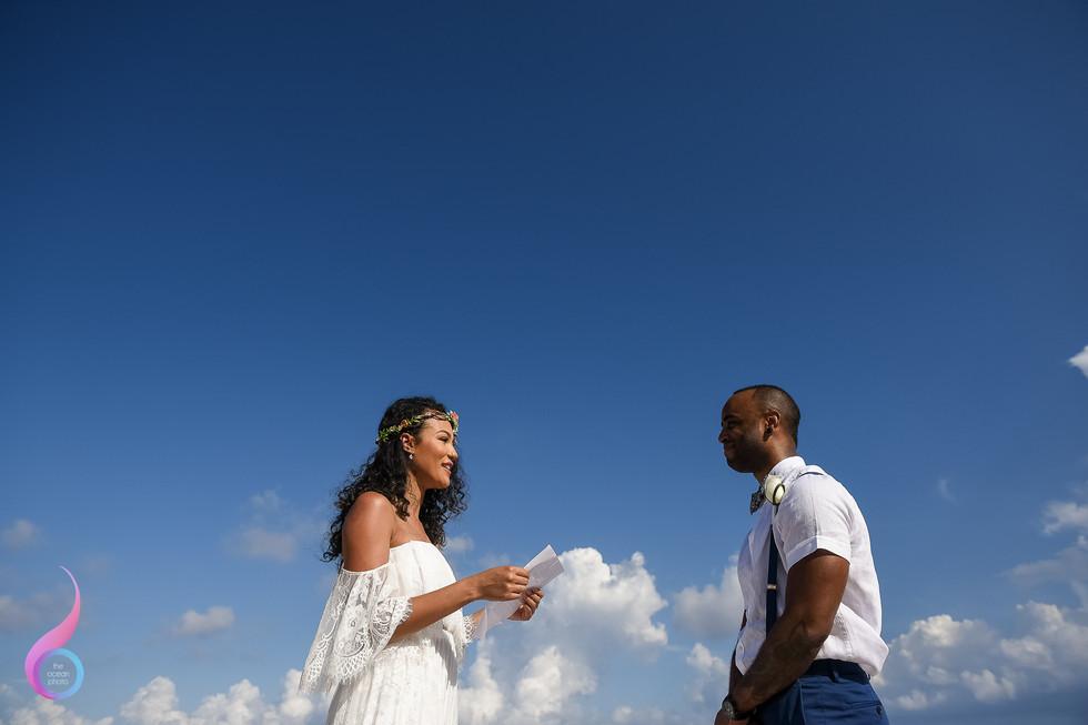 Caribbean Wedding Mexico Photography