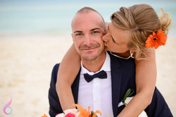 Beach Wedding Photo Session