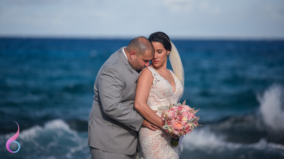 Caribbean Wedding Mexico, Wedding Photography Riviera Maya, Wedding Photographer Mexico, Occidental at Xcaret Destination