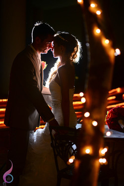 Cancun Wedding Photo