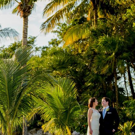 Riviera Maya Xcaret Destination | Luxury Wedding