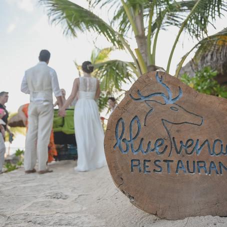 Blue Venado Wedding