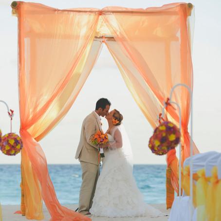 Fiesta Americana Condesa Cancun | Wedding Destination Photography