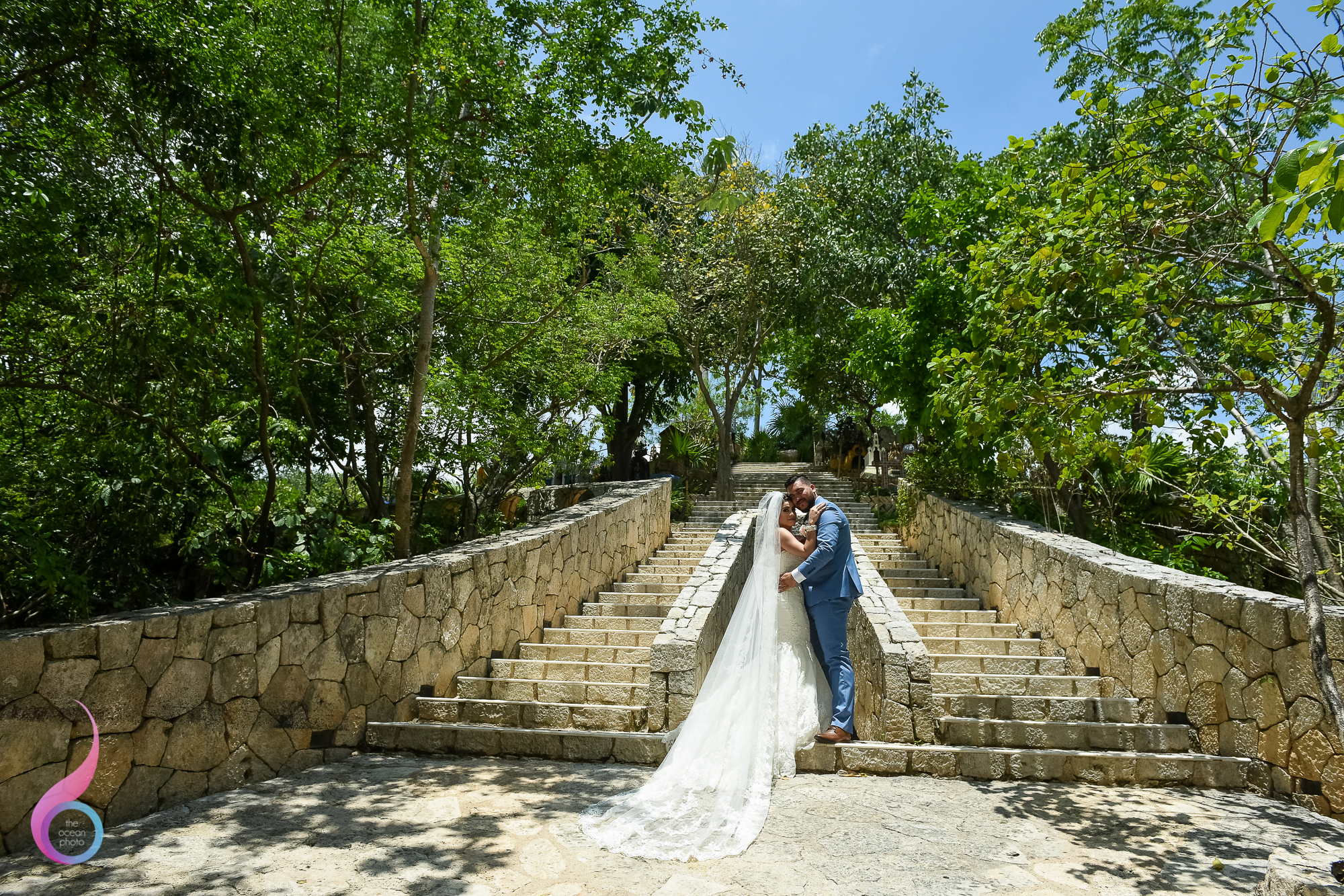 Wedding Photo Xcaret Destinatination