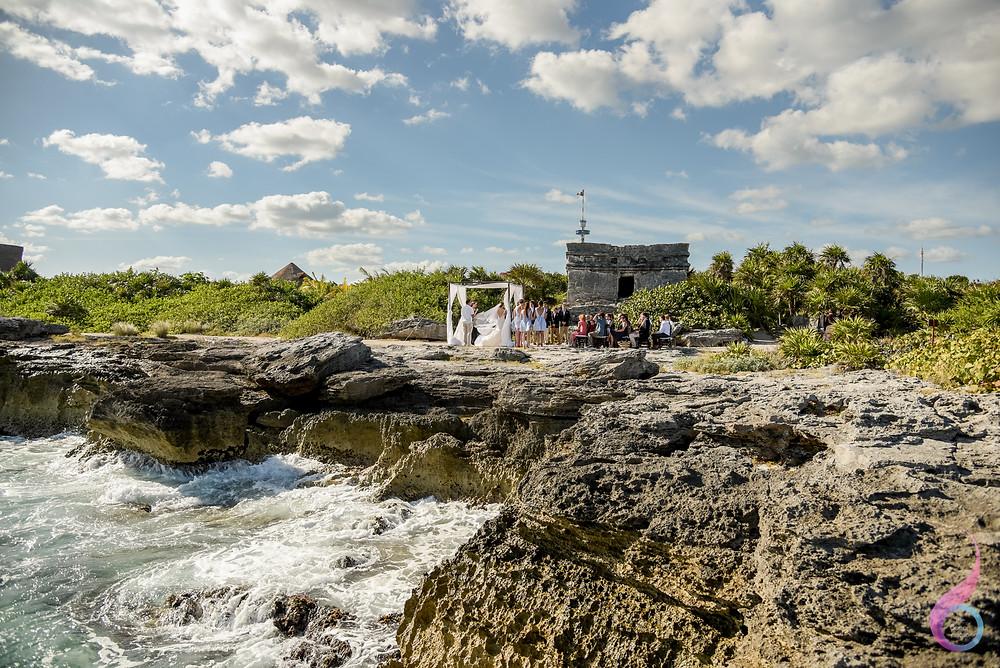 Occidental at Xcaret Destination Wedding, Luxury Wedding, Riviera Maya, Tulum