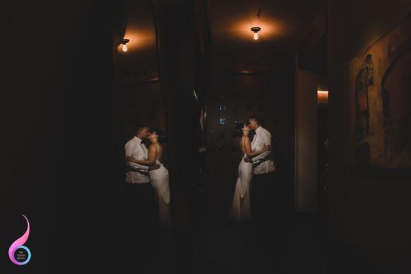 Casa Amate Wedding