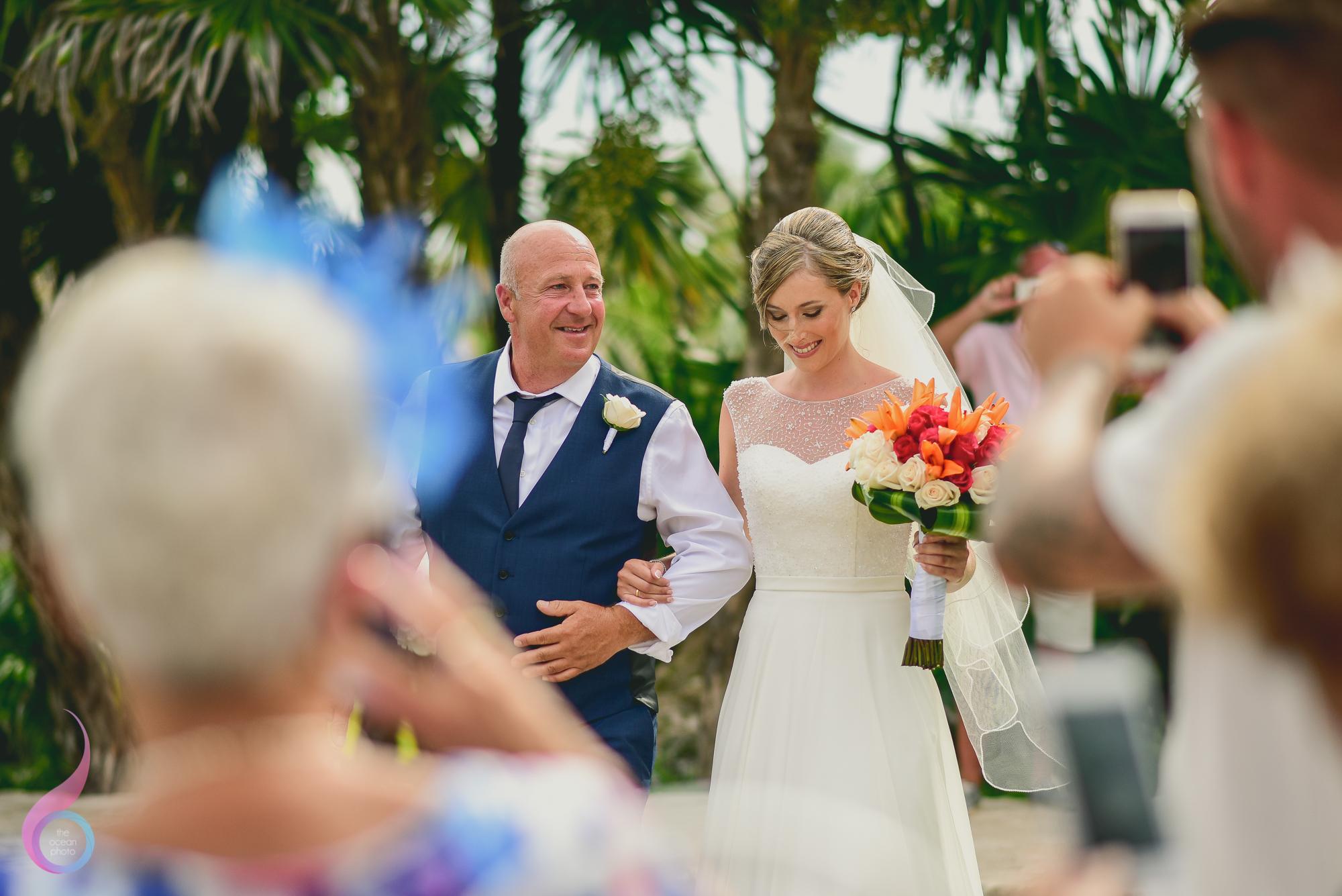 Wedding at Xcaret Destination