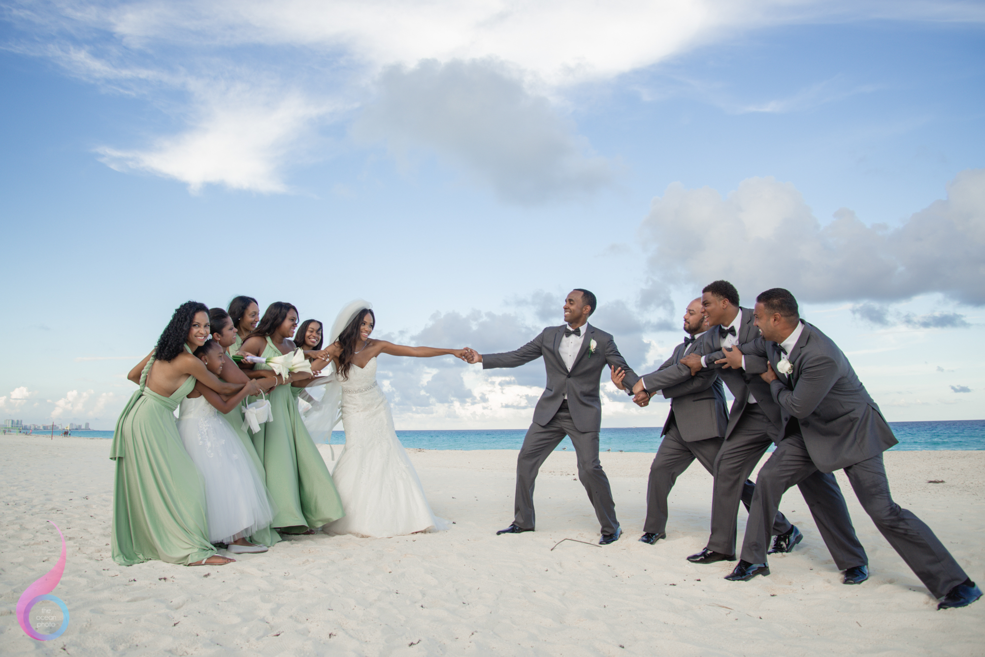 Cancun Wedding at Fiesta Americana