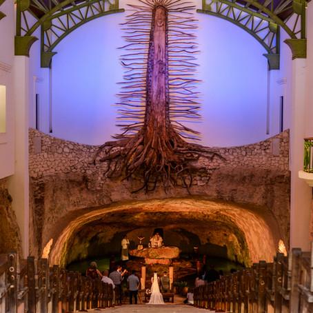 Xcaret Park Wedding | Sandra & Ernesto