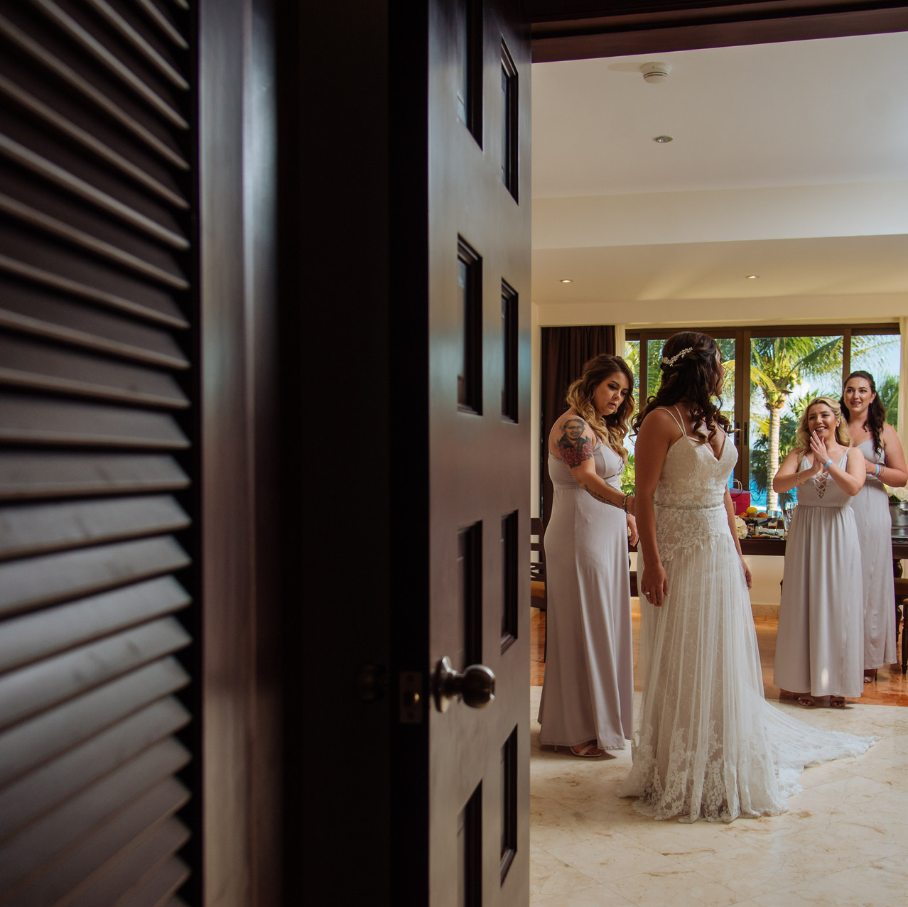 Xcaret Wedding Photographer