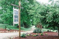 Sweet Meadow Entrance