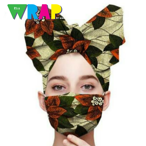 Naima Africa Head Wrap