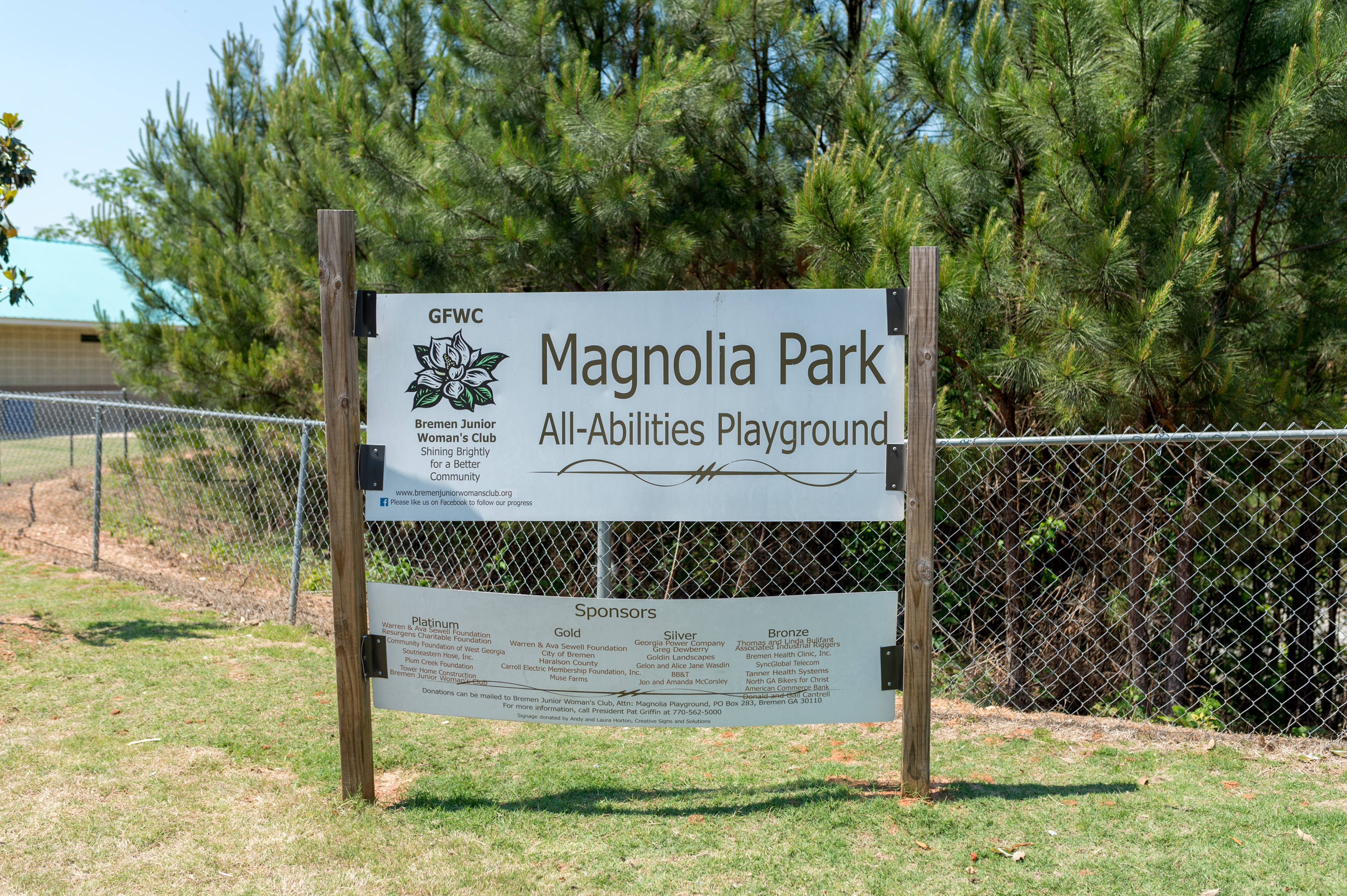 Magnolia All Abilities Park-Bremen