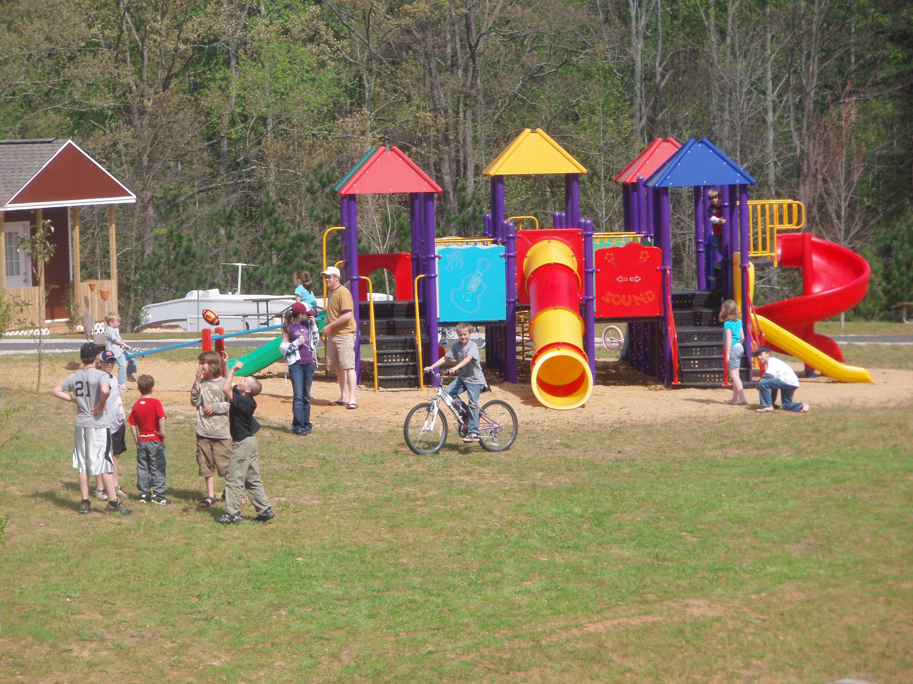 Yogi Bear Playground