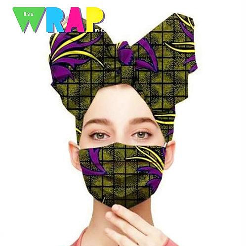 Shuri Africa Head Wrap