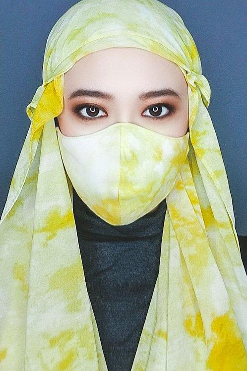 Tie Dye Series (Yellow)