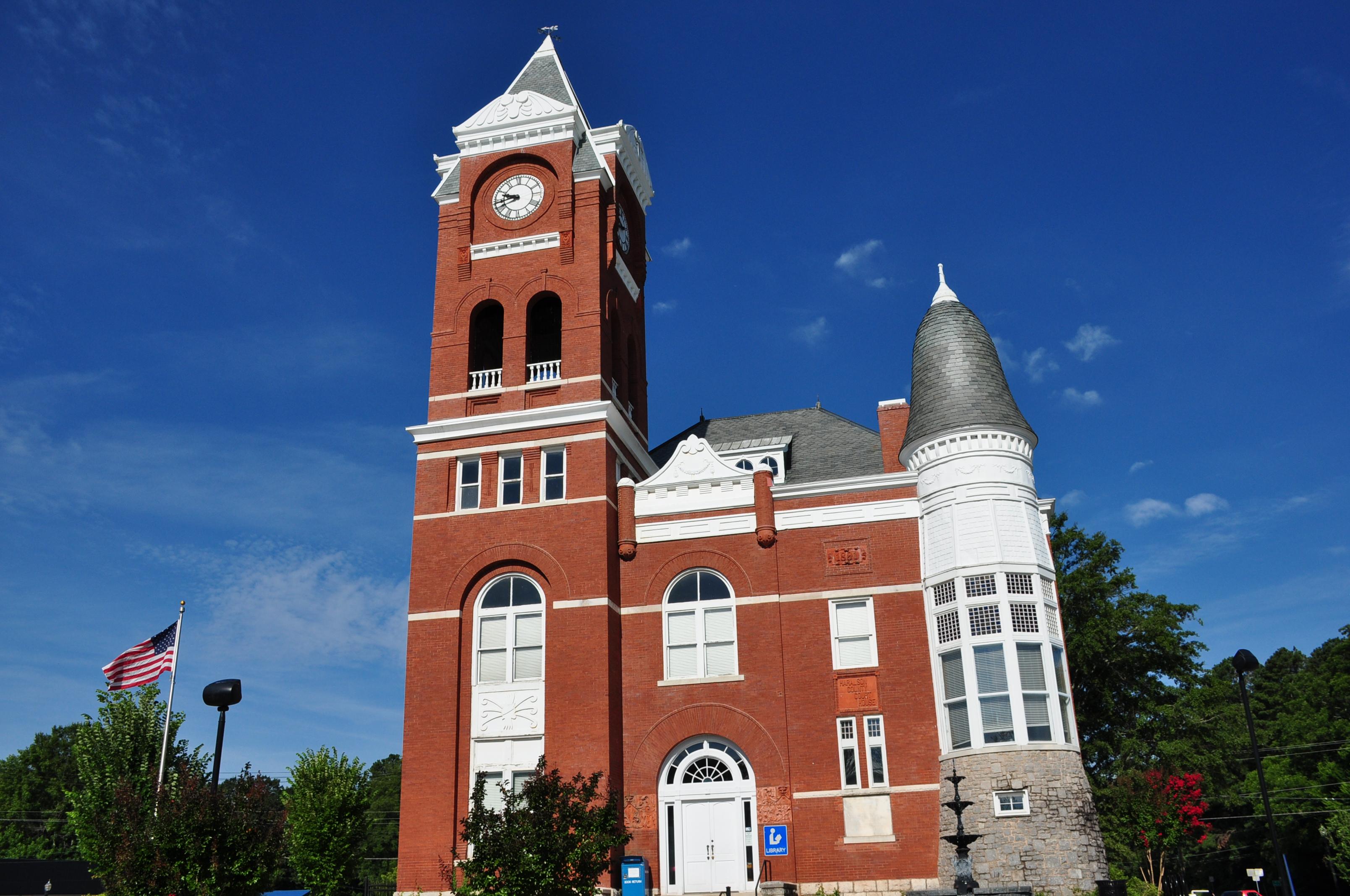 Buchanan Historic Courthousee