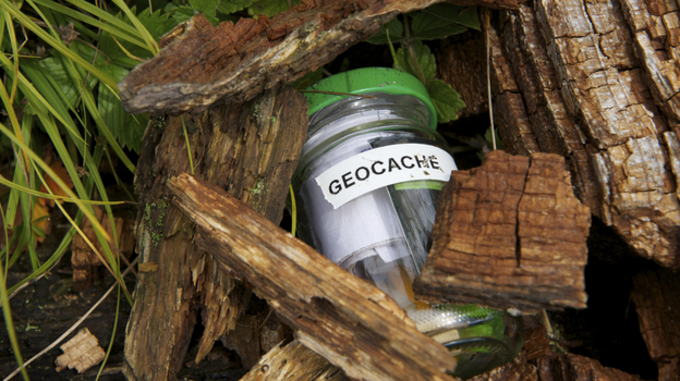 Geocache Stock
