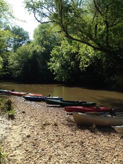 Paddle-Tallapoosa River
