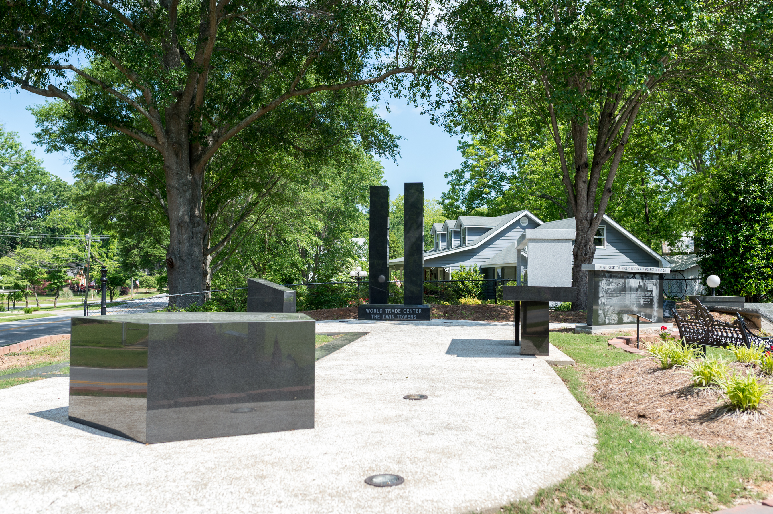 Haralson County Military Memorial