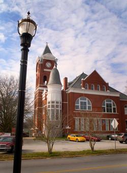 Buchanan Historic Courthouse
