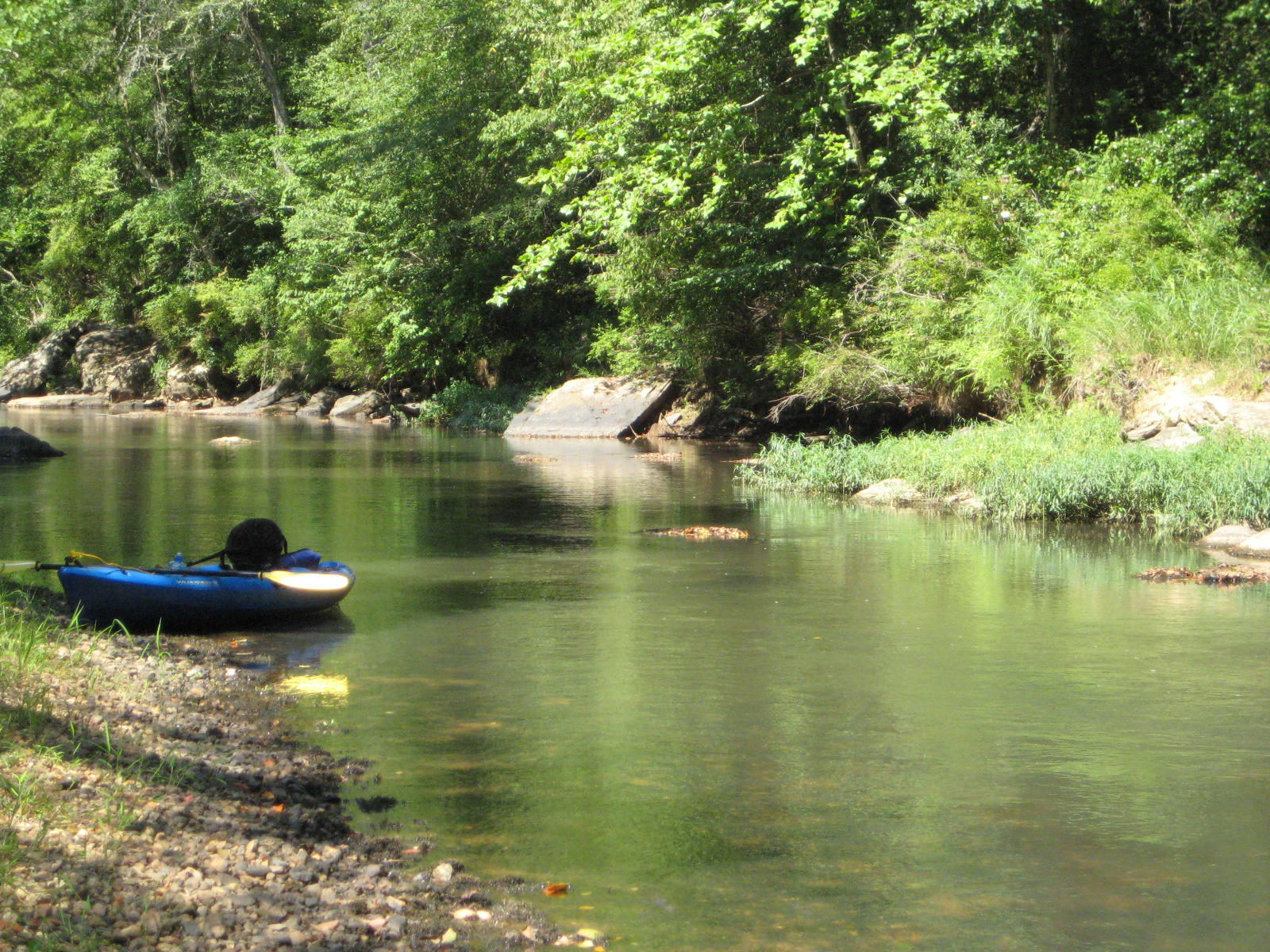 Paddle-Tallapoosa River