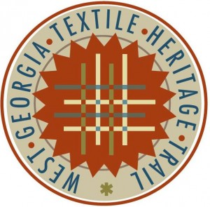 West GA Textile Heritage Trail Logo